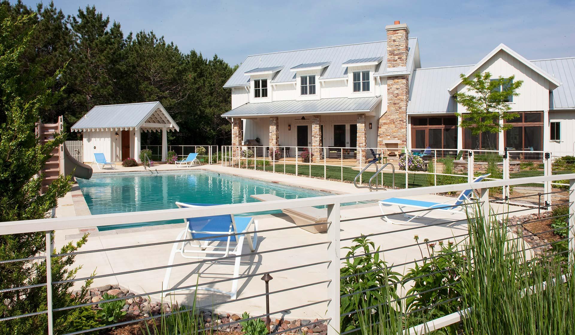 pool-yard